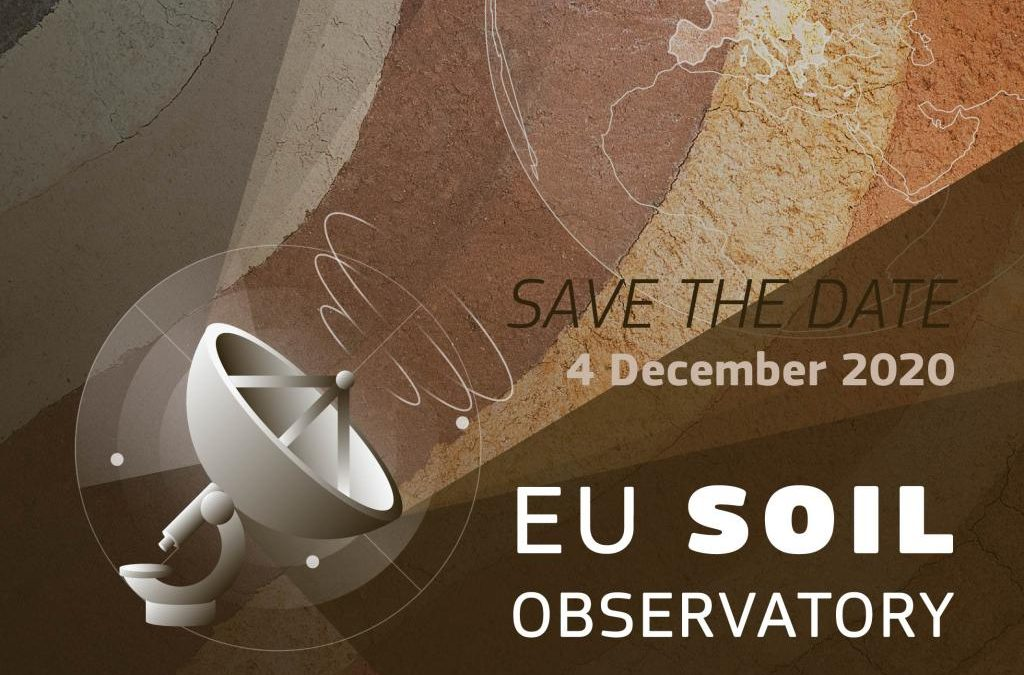 Launch of the EU Soil Observatory on December 4, 2020.